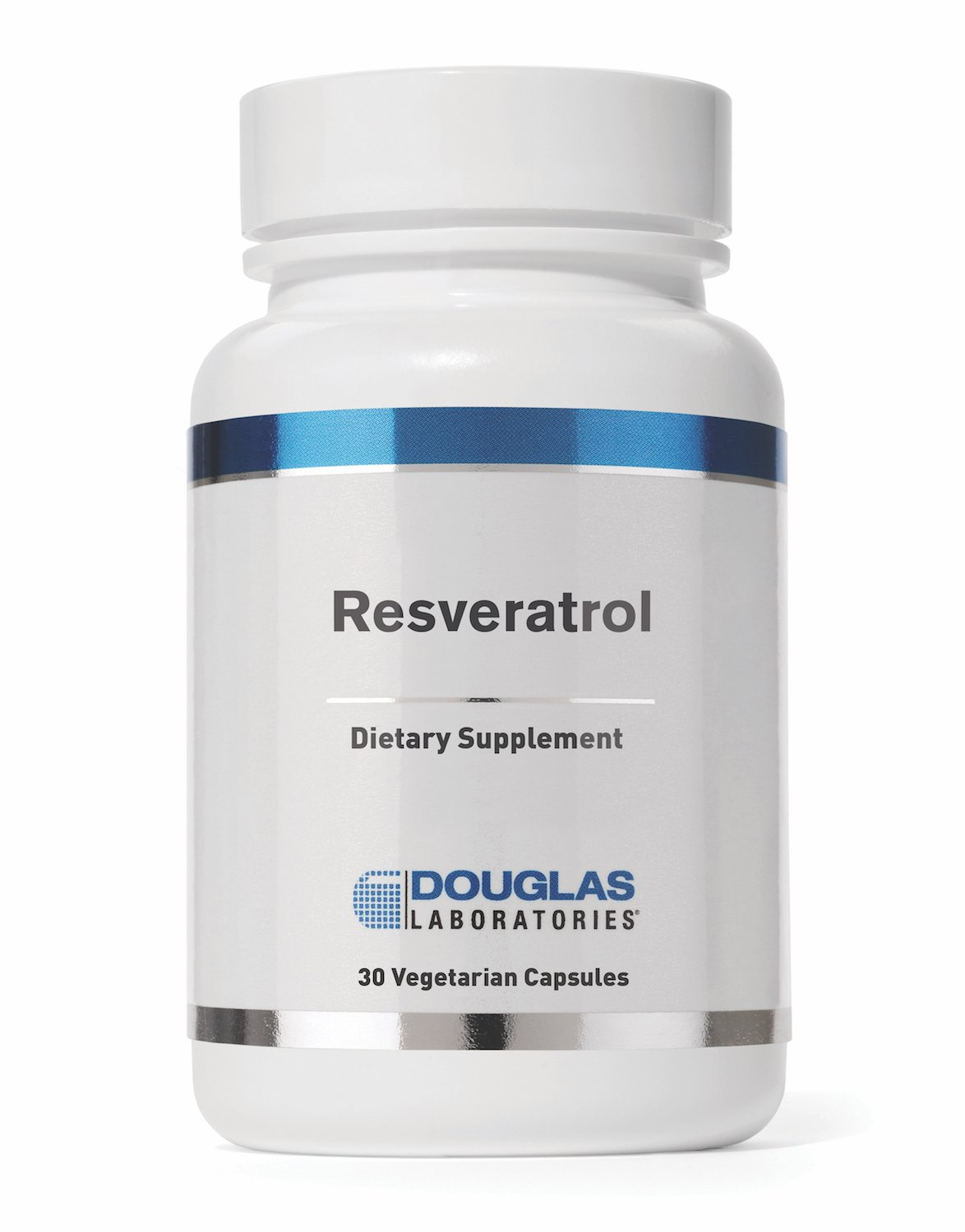 Douglas Laboratories - Resveratrol - Antioxidant Support for Cardiovascular, Neurological, Metabolic and Mitochondrial Health* - 30 Capsules