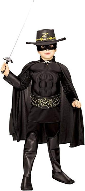 Rubies 3 882311 - Disfraz de el zorro para niño (8 años): Amazon ...