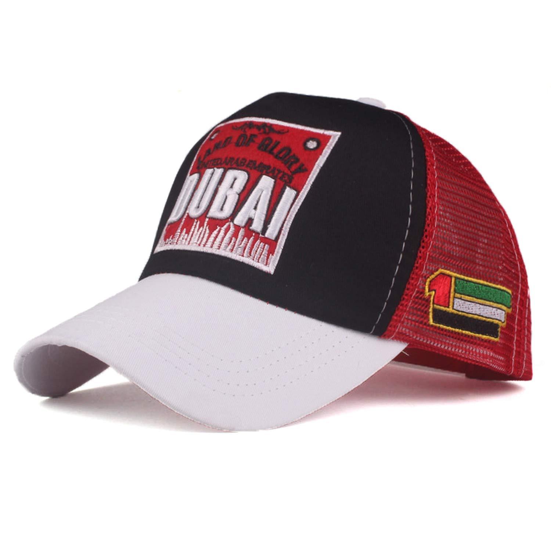 Amazon.com  New Men s Baseball Cap Embroidery Summer Mesh Cap Hat for Men  Women Snapback Gorras Hombre hat Casual Cap  Clothing 19ed6ebce9c2
