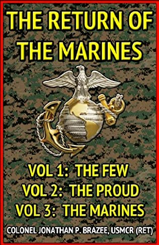 book cover of The Return of the Marines