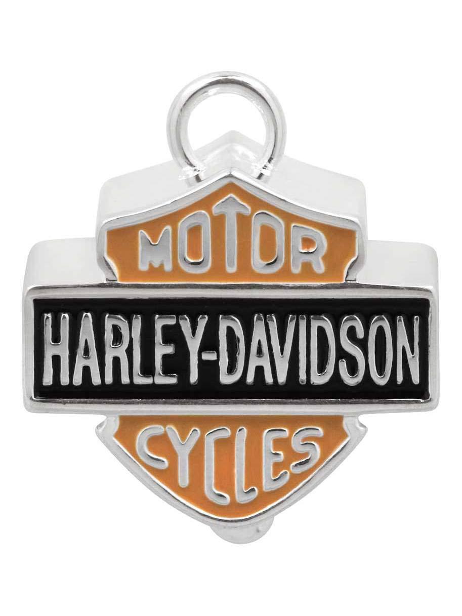 De Harley Davidson Ride Bell Naranja & Black