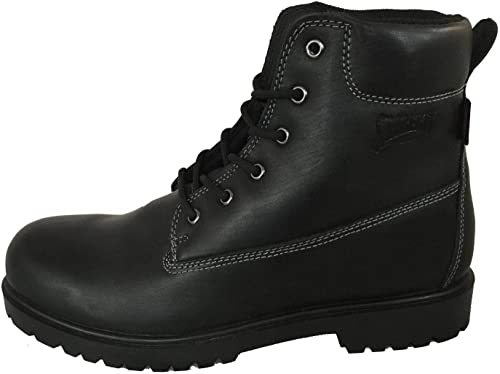 0f6f5344333 Liberty Terry: Comfortable Work Boot for Men, Slip and Oil Resistant,  Premium Leather + Non-Marking Outsole, Water Resistant