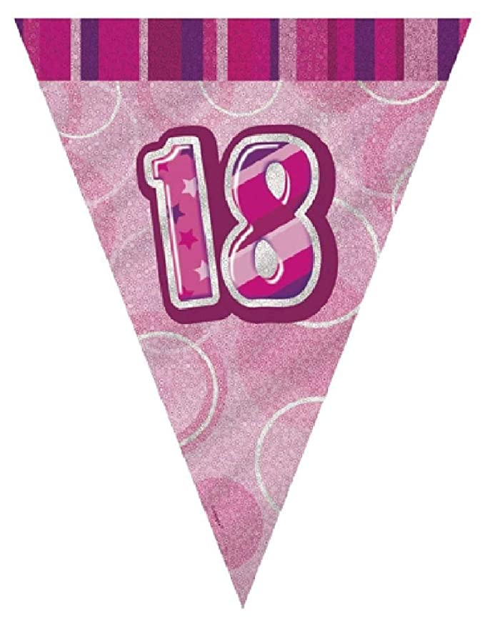 NANAS PARTY Vajilla de decoración para Fiesta de 18 ...