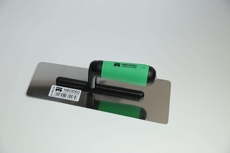 Plaster Tools Meoded Paint /& Plaster Medium Size Flexible Venetian Plaster Trowel 240x100x0.3mm
