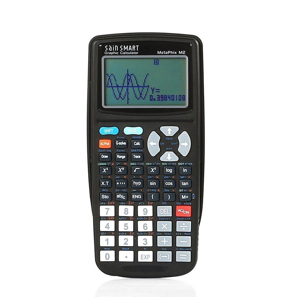SainSmart MetaPhix M2 Graphing Calculator, Black