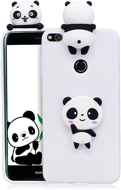 coque panda huawei p8 lite 2017
