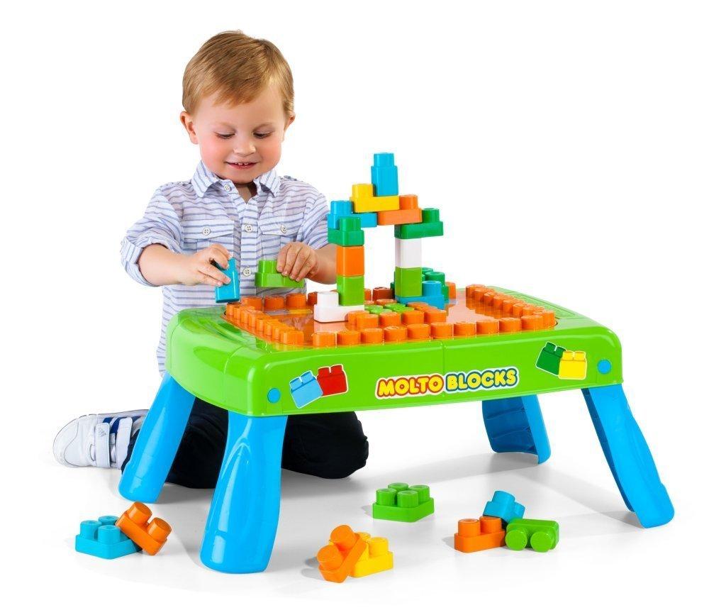 Small World Toys Ryans Room Educational-Molto Blocks Table 20 Pcs [並行輸入品]   B074VBHT5G