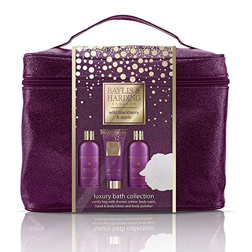 - Baylis & Harding Wild Blackberry & Apple Ultimate Body Beautiful Collection Gift Set