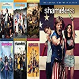 Shameless Complete Series All Season 1-7 DVD Collection Set 1 2 3 4 5 6 7
