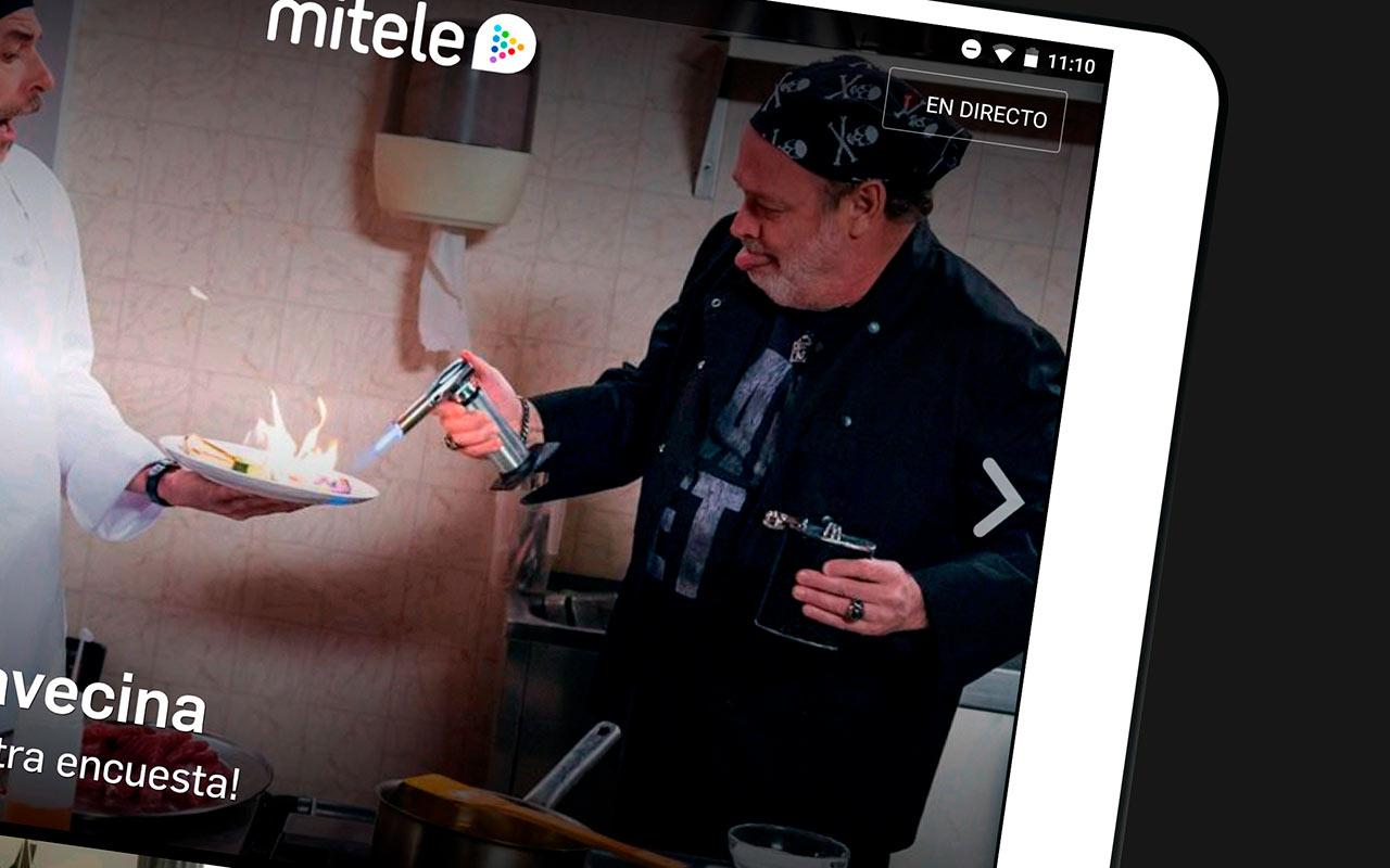 Mitele - TV a la carta