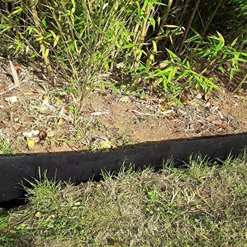 Membrana antirraíces para bambú y plantaciones en suelos agresivos: Amazon.es: Jardín