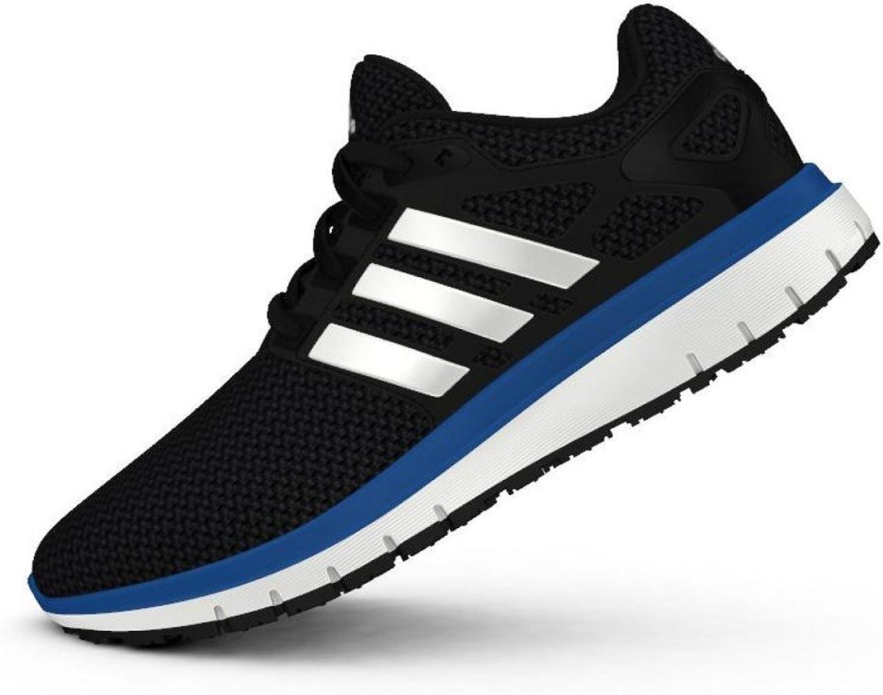 adidas Energy Cloud WTC m - Zapatillas de Deporte para Hombre, Negro - (Negbas/FTWBLA/Azul) 42 2/3: Amazon.es: Deportes y aire libre