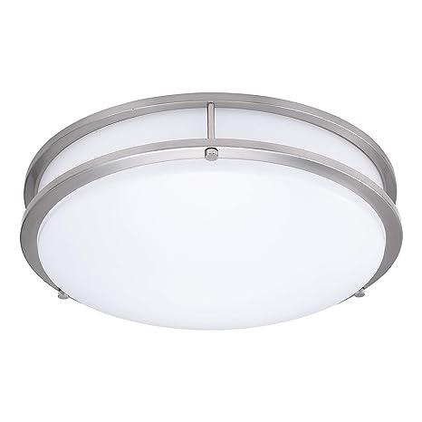 Amazon.com: Dependable Direct - Lámpara de techo LED con ...
