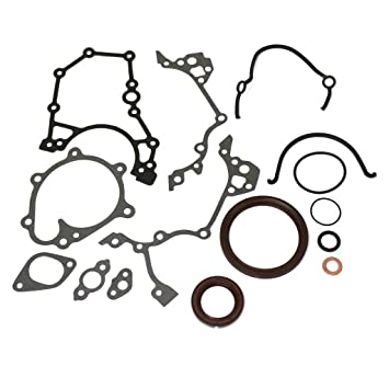 amazon dnj lgs4111 lower gasket set for 1989 1995 ford taurus Ford Ranger 4.0 V6 Engine dnj lgs4111 lower gasket set for 1989 1995 ford taurus 3 0l