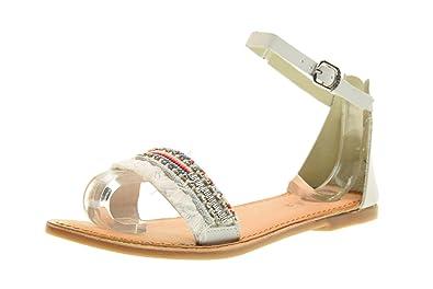 106a097326bf9b Amazon.com  Gioseppo Sandals Girl Shoes 38848-01 Mestiza  Shoes