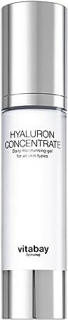 Hialurónico concentrado de gel de ácido - 50 ml - NUEVO 3 veces complejo hialuronano con aún mayor de Super concentración