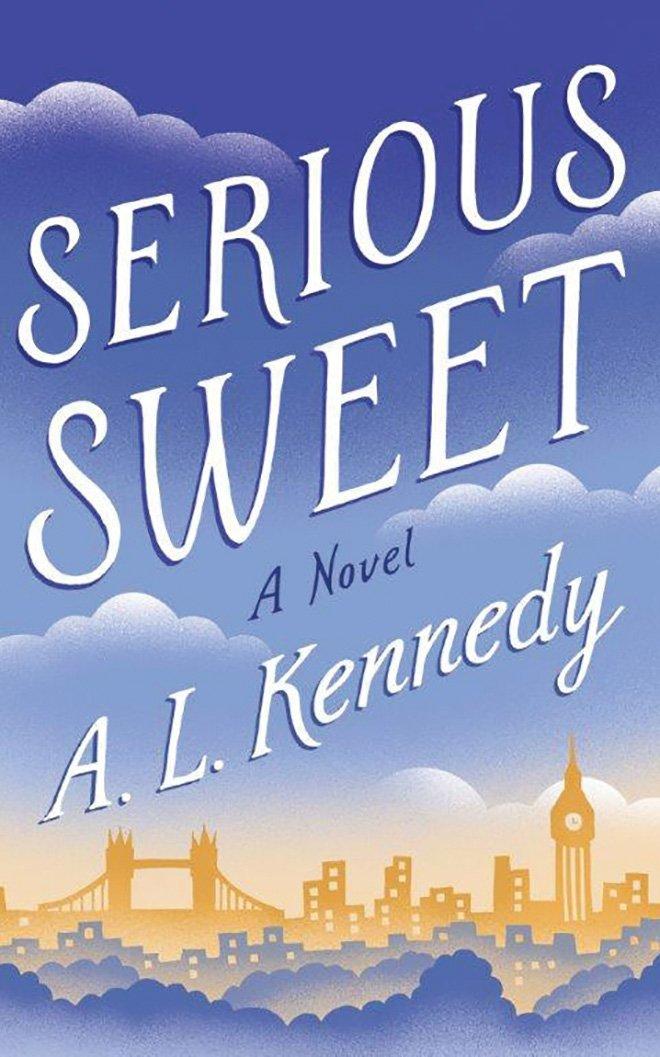Serious Sweet A L Kennedy Simon Mattacks 9781531836078 Amazon