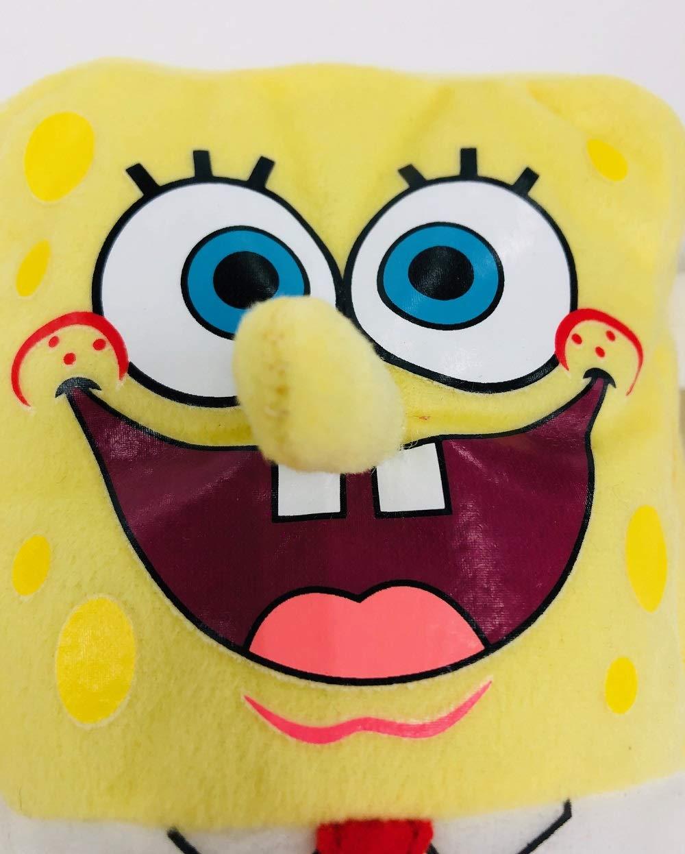 Beanie Babies Ty 7140466 20 Cm Spongebob Best Day Ever