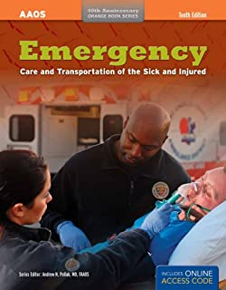 Emergency care and transportation of the sick and injured book emergency care and transportation of the sick and injured orange book series fandeluxe Images