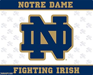 """product image for Wow!Pad 12"""" x 15"""" Collegiate Tailgate Gaming Pad, Made in USA, Notre Dame"""