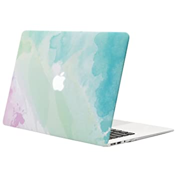 MOSISO Funda Dura Compatible MacBook Air 13 Pulgadas (A1369 / A1466, Versión 2010-