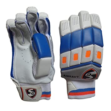fe18041ee13 Image Unavailable. Image not available for. Colour  SG Litevate Right Hand  Batting Gloves