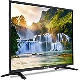 Metal Black Sceptre X438BV-FSRR 43 Slim LED FHD 1080p TV Flat Screen HDMI MHL High Definition and Widescreen Monitor Display ATSC//QAM 3 x HDMI Ports