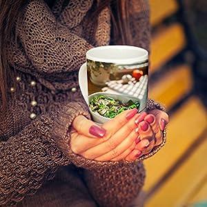 Westlake Art - Food Vegetable - 11oz Coffee Cup Mug - Modern Picture Photography Artwork Home Office Birthday Gift - 11 Ounce (125B-2E8B9)