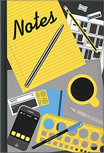 notes journal lined journal hardcover with accordion pocket and embedded pen
