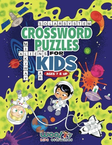 Crossword Puzzles for Kids Ages 7 & Up: Reproducible Worksheets for Classroom & Homeschool Use (Woo! Jr. Kids Activities Books) Crossword Puzzle Books For Kids