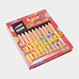 コクヨ ミックス色鉛筆 10本