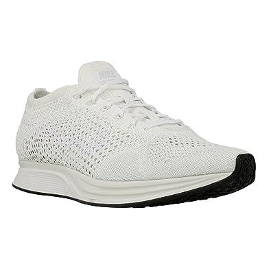 866a3d96d768 Nike Mens Flyknit Racer Running Shoes (8 M US