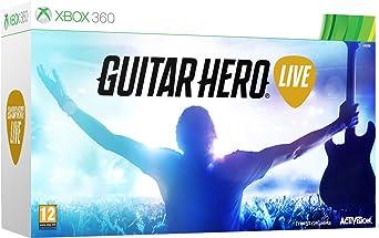 Guitar Hero Live With Guitar Controller [Importación Inglesa]: Amazon.es: Videojuegos