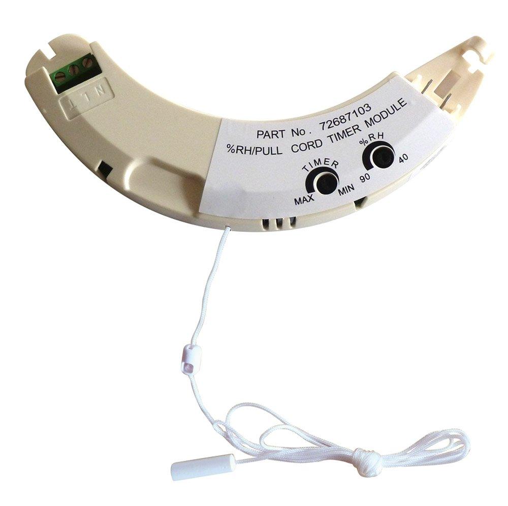 Airflow iCON HTM Humidité- Module minuterie pour tension du réseau