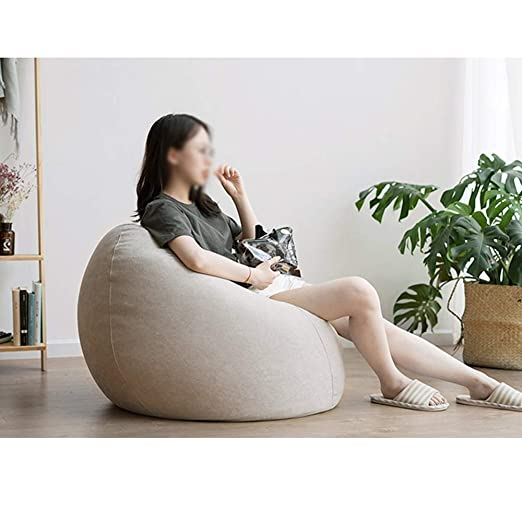 Amazon.com: Lazy - Puf para sofá o dormitorio (24.8 x 32.1 ...