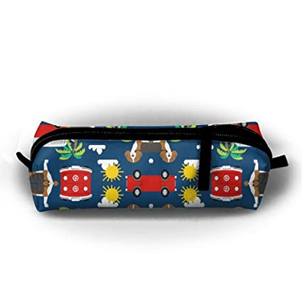 Beagle Beach Bus Hippie Bus - Estuche para lápices ...