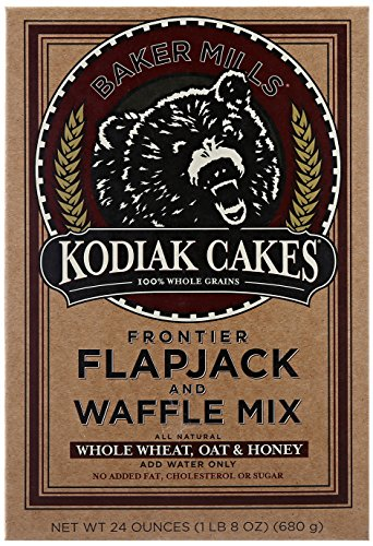 Baker Mills, Kodiak Cakes, 24 ounces by Kodiak Cake