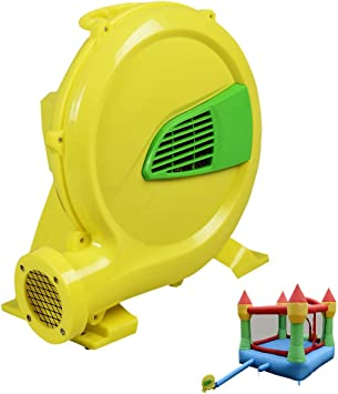Soplador aspirador y triturador de hojas eléctrico 480 W/380 W ...