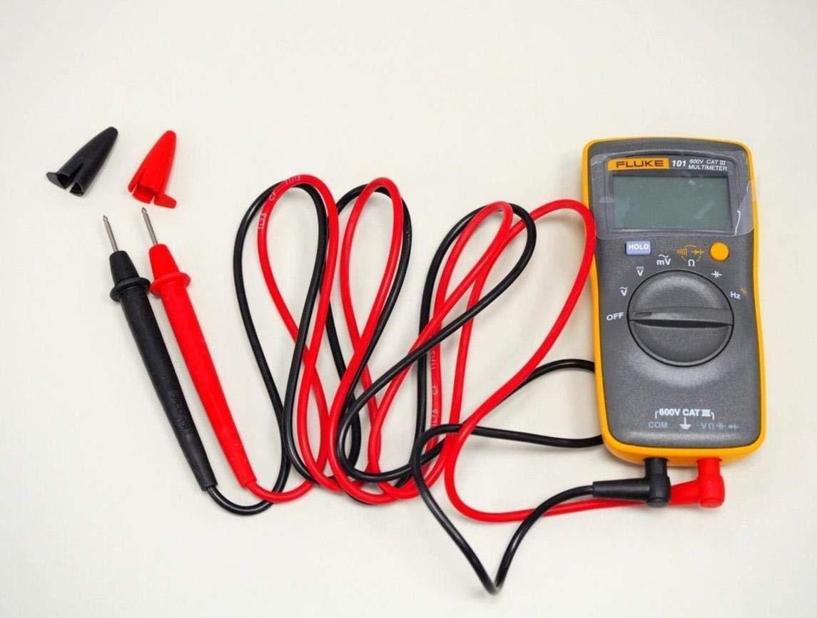 Fluke 101 Basic Digital Multimeter Pocket Portable Meter Equipment From Reliable Circuit Suppliers On Industrial