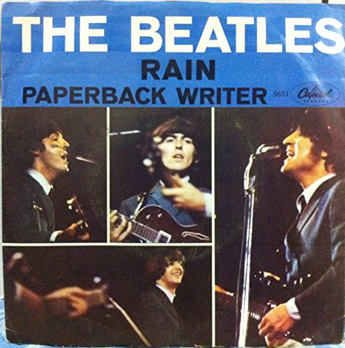 Price comparison product image Paperback Writer / Rain with Picture Sleeve