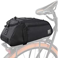 VERTAST Fietsbagagedrager, tas, waterdicht, multifunctionele tas voor fietsstoel, outdoor, fietsmand, schouderhandtas