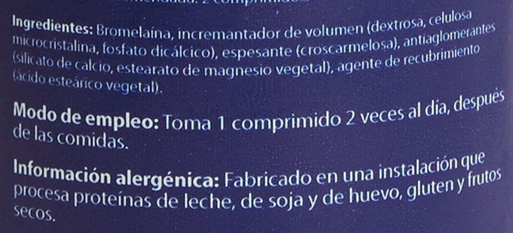Scitec Nutrition Essentials, Bromelain con Sabor de Piña, 90 Cápsulas