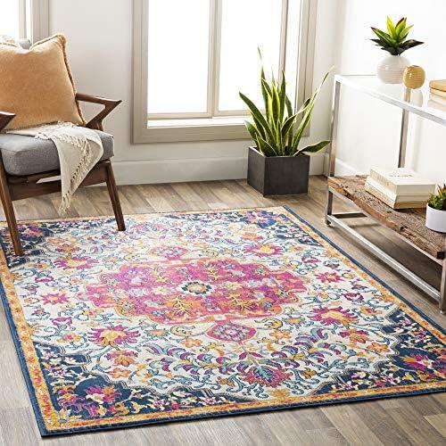 Artistic Weavers Carldale Pink Area Rug