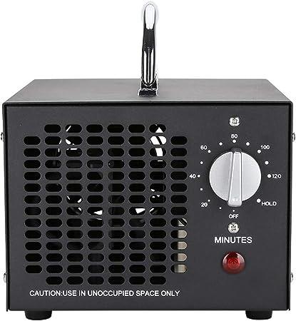 Hengda 5,000mg/h generador de ozono, purificador de Aire de ozono ...