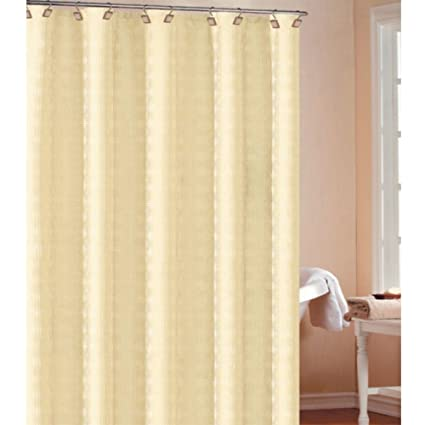 Pardus Shower Curtain Color Champagne