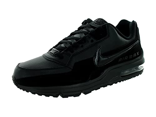 Nike Mens Air Max LTD Running Shoes BlackBlack 687977 020 Size 12