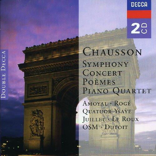 Symphony Piano Quartet Poemes Concert
