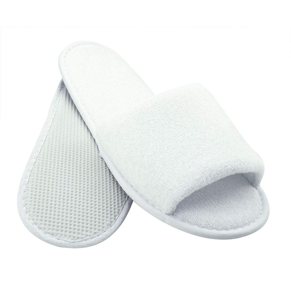 375f4563428ba Amazon.com  Appearus Terry Spa Hotel Slippers