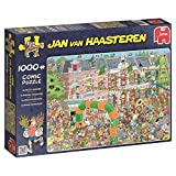 Jan van Haasteren Nijmegen Marches Jigsaw Puzzle (1000-Piece) by Jan van Haasteren