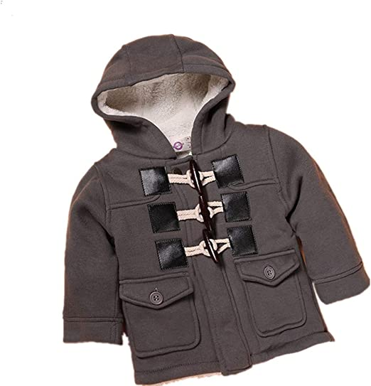 Anxinke Kids Boys Girls Winter Warm Cotton Outerwear Casual Down Jackets